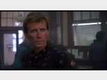 RoboCop: Alex Murphy (Peter Weller).