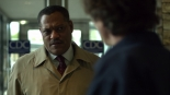 Epidemia strachu: Dr Ellis Cheever (Laurence Fishburne).