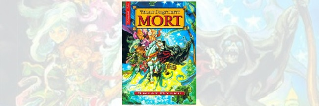 Mort. Terry Pratchett