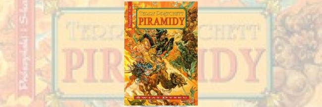 Piramidy. Terry Pratchett