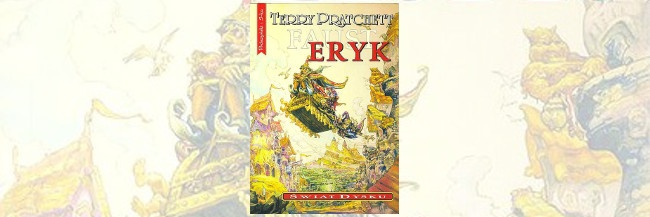 Eryk. Terry Pratchett