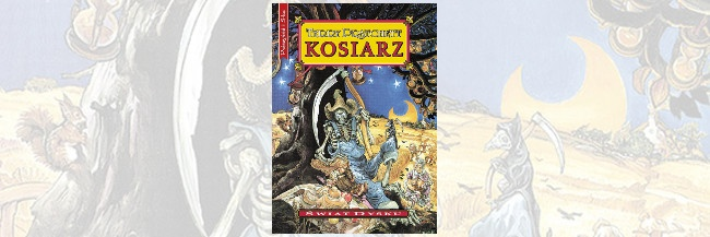 Kosiarz. Terry Pratchett