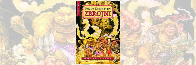 Zbrojni. Terry Pratchett