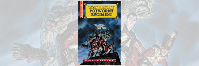 Potworny regiment. Terry Pratchett