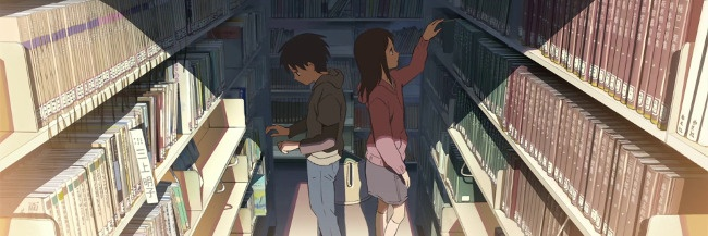 Five Centimeters Per Second (Byōsoku 5 Centimeter)
